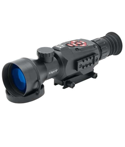 ATN X-sight rifle scope