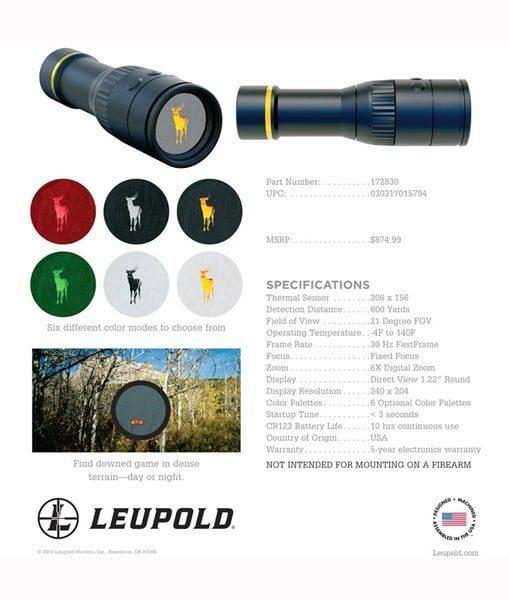 Leupold LTO tracker